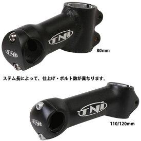 TNI アルミ 鍛造 ステム 26.0mm 【自転車】【ロードレーサーパーツ】【ステム】