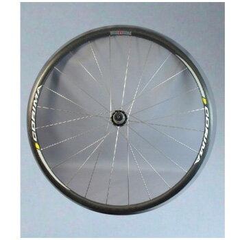 コリマ CC 2D シクロ チューブラー 後のみ 27インチ【自転車】【トラック・ピストパーツ】【ホイール】