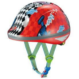 OGKカブト ピーチキッズ ロケットレッド ヘルメット【自転車】【ヘルメット・アイウェア】【子供用ヘルメット・サングラス】【OGKカブト】