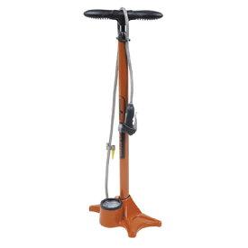 サーファス FMP-500 オレンジ フロアポンプ 【自転車】【メンテナンス】【フロアポンプ】【サーファス】