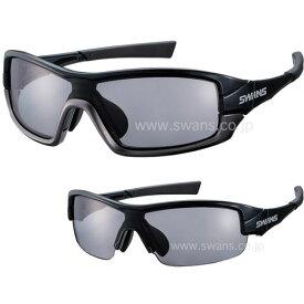 スワンズ ストリックス・アイ0151 BK/GM 偏光レンズモデル