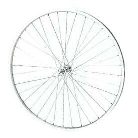 ブリヂストン フロントホイール ステンレスリム 27インチ 【自転車】【一般車用パーツ】【ホイール】