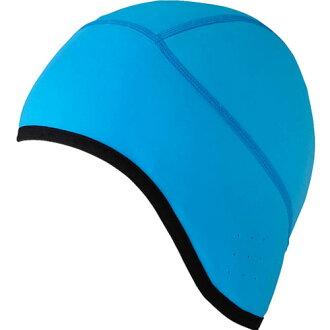 Shimano下面安全帽蓋子藍色