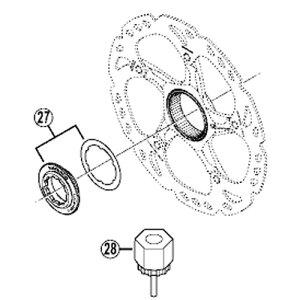 【あす楽】【M便】[28]TL-LR15 ロックリング締付け工具