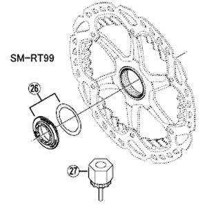 【あす楽】【M便】[27]TL-LR15 ロックリング締付け工具
