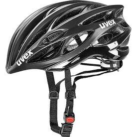 ウベックス RACE1 ヘルメット ブラックマット/シャイニー