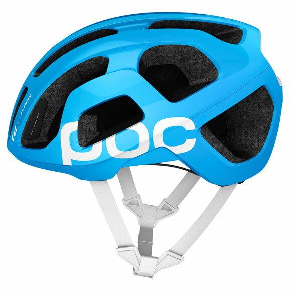 POC Octal Raceday Garmin(オクタル レースデイ ガーミン) ブルー ヘルメット