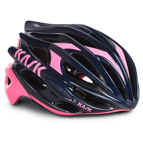 【現品特価】KASK MOJITO ネイビーブルー/ピンク ヘルメット