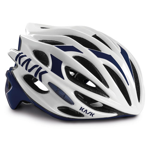【現品特価】KASK MOJITO ホワイト/ネイビーブルー ヘルメット