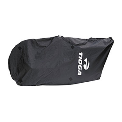 タイオガ コクーンプラス(ポーチタイプ) 輪行袋 ブラック