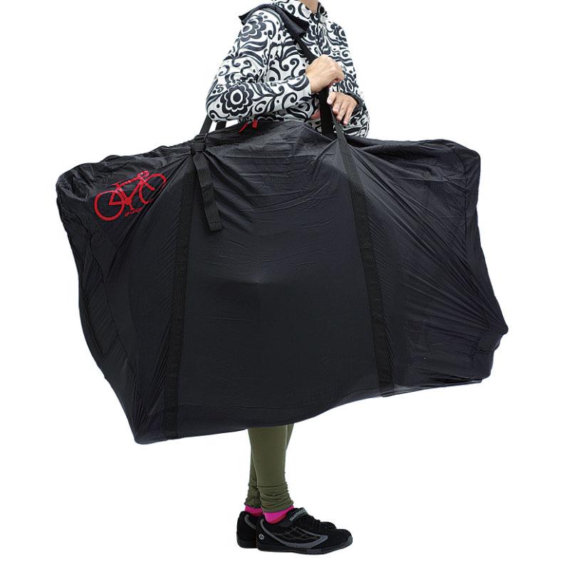 【あす楽】グランジ キャリーキャリー 輪行袋 ブラック