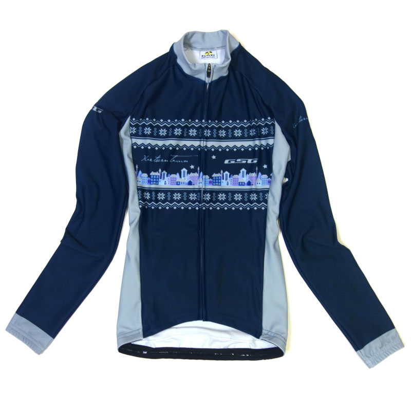 GSG Northern Town Lady LS Jersey Navy