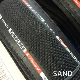 IRC シラク CX SAND X-Guard 700×32C チューブレス シクロクロス用
