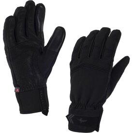 シールスキンズ Performance Activity Glove ブラック/アンスラサイト 防水 タッチパネル対応