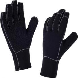 【M便】シールスキンズ Neoprene Gloves ブラック 防水