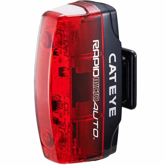 【特急】キャットアイ TL-AU620-R ラピッド マイクロ オート テールライト 自動点灯 USB 充電