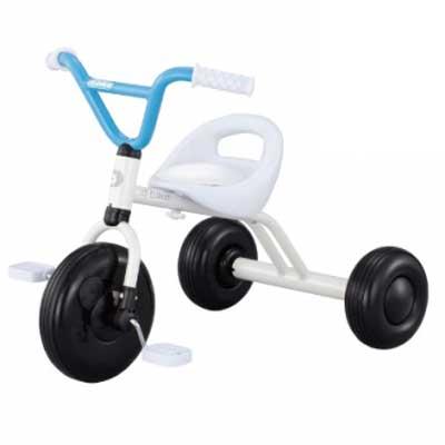 アイデス D-Bike TRY! ホワイト 三輪車