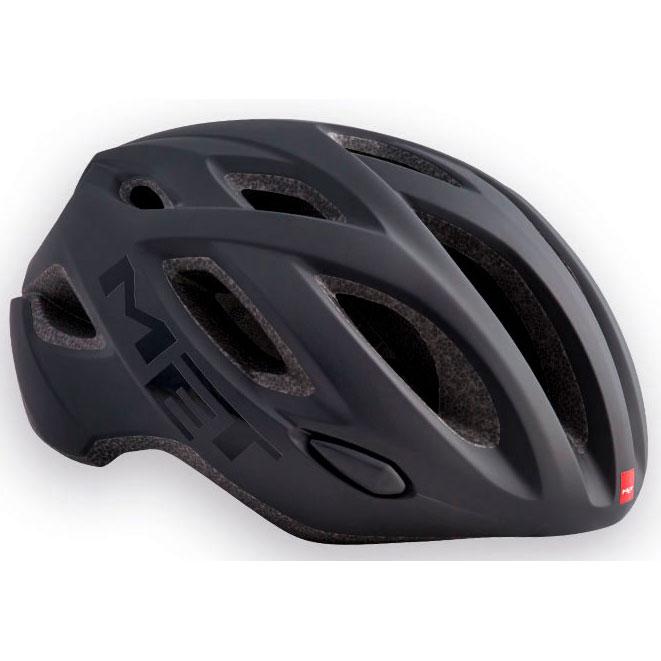 メット イドロ マットブラック ヘルメット