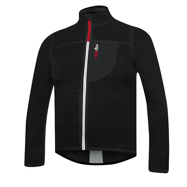 zerorh+ SSCU364 Regular Fit ゼロウインドシェルジャケット 910 ブラック/ホワイト
