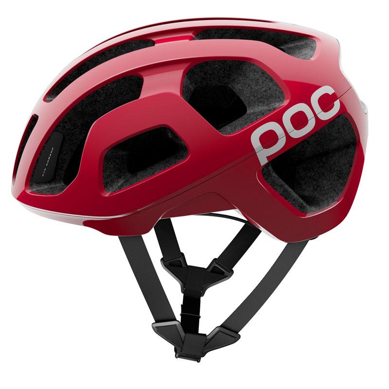 POC Octal(オクタル) Bohrium Red ヘルメット