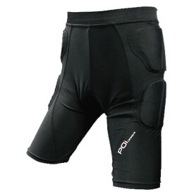POiデザイン GUARD INNER PANTS ブラック