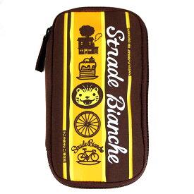 【あす楽】【M便】かわうその自転車屋さん スマートライドポーチ ブラウン