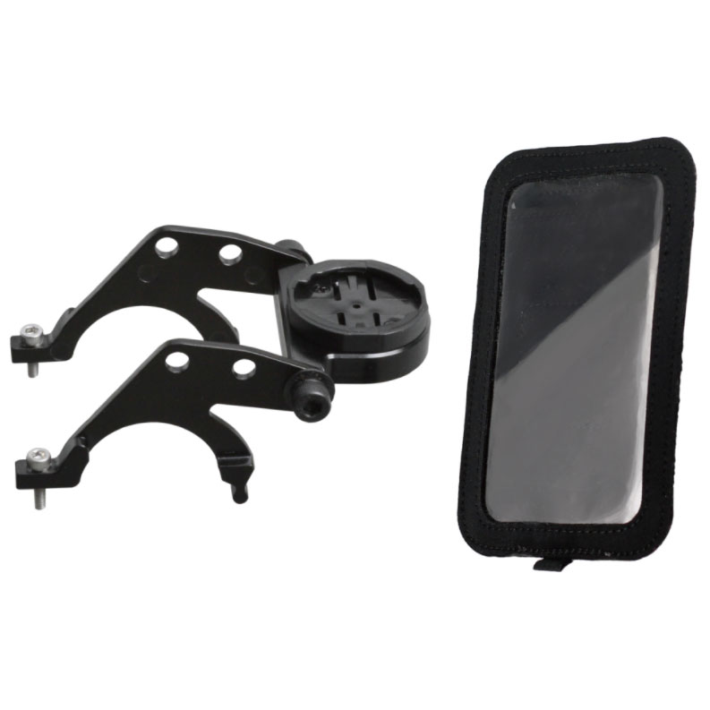 レックマウント ダブルアーム Type4 D-Arm-T4 for Garmin or Smartphone