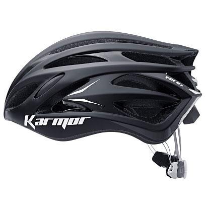 シマノカーマー FEROX2(フェロックス2) ブラック ヘルメット Boaシステム搭載 Karmor