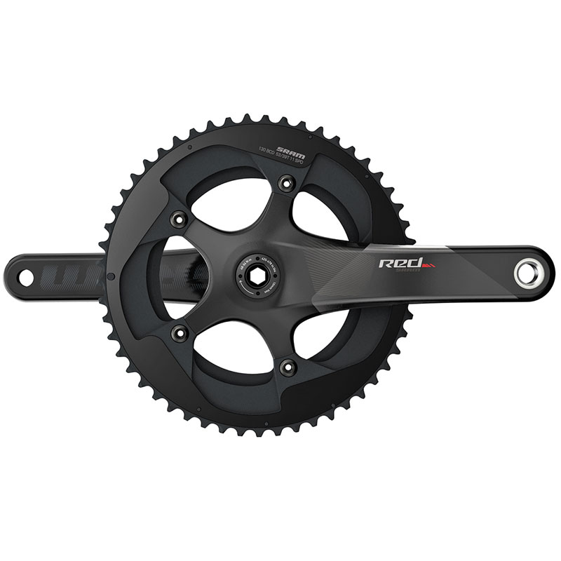 スラム RED22 BB30 Crankset 53-39T