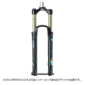 SRサンツアー SF16-EPIXON-DS-LO-R 26TS サスペンションフォーク【自転車】【マウンテンバイクパーツ】