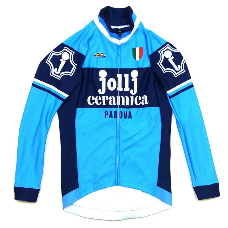 【現品特価】GSG Jolly Ceramica LS Jersey Blue