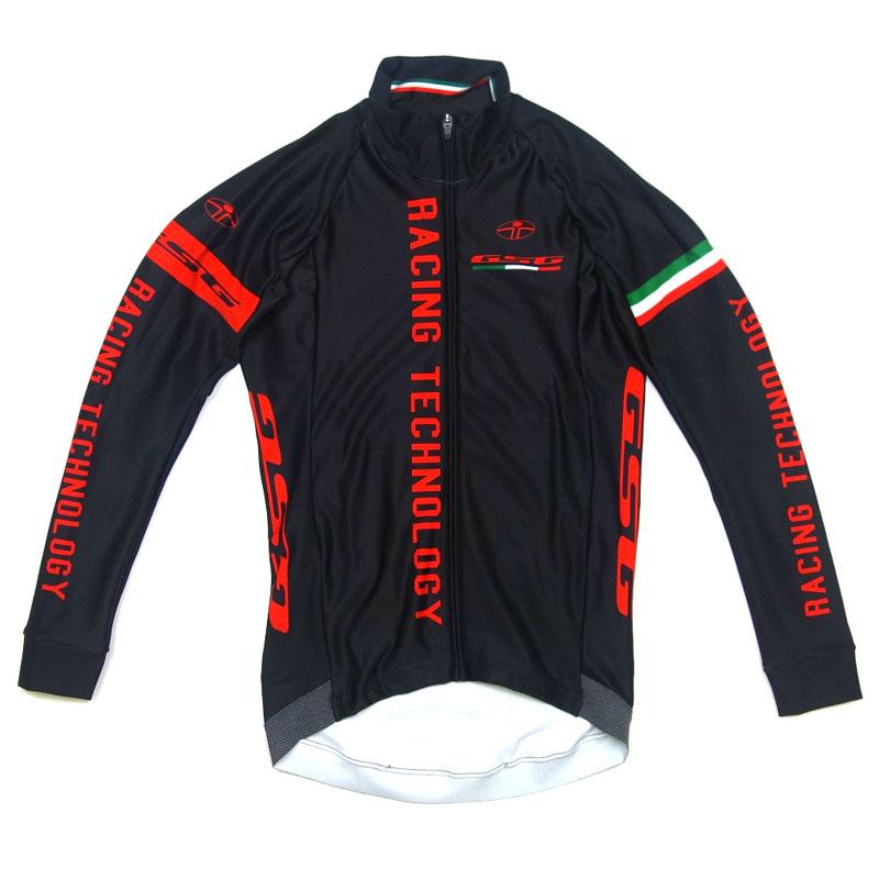【現品特価】GSG RT-G LS Jersey Black/Red