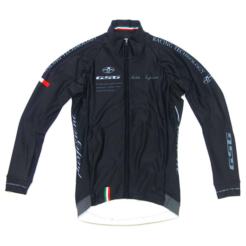 【現品特価】GSG Salite2 LS Jersey Black/Silver
