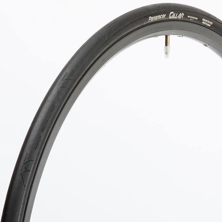 パナレーサー GILLAR(ジラー) 700C(622) ブラック/ブラック フォルダブル