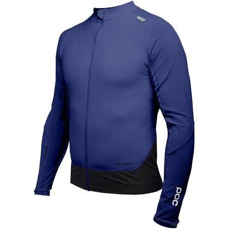 POC Resistance Pro XC Zip Jersey(レジスタンス プロ XC ジップ ジャージ) Boron Blue