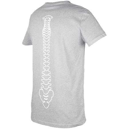 POC T-Shirt Spine(ティーシャツ スパイン) Palladium Grey