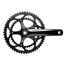 スラム Apex White Crank Set 53-39 10s【自転車】【ロードレーサーパーツ】