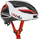 zerorh+ EHX6077 LAMBO 02 シャイニーホワイト/シャイニーブラック ヘルメット