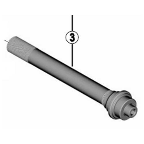 シマノ [3]軸組みユニット