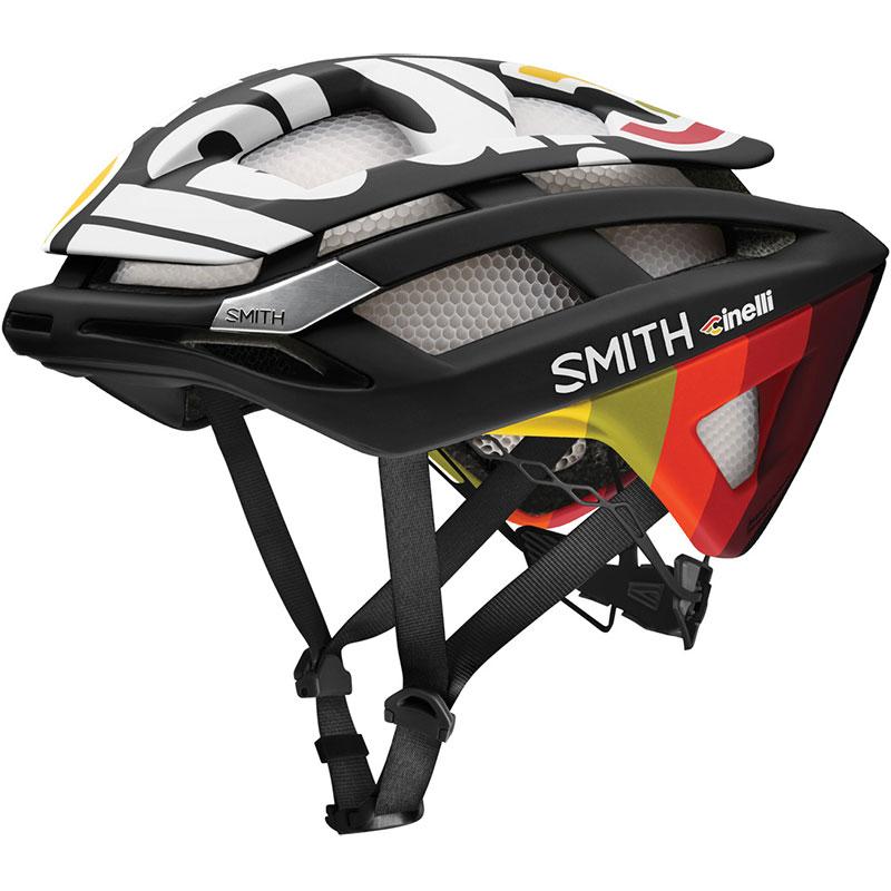 【急行】スミス OVERTAKE - Mips MATTE CINELLIヘルメット SMITH