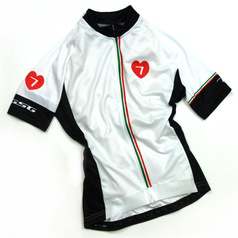 セブンイタリア Neo Cobra レディース Jersey ホワイト
