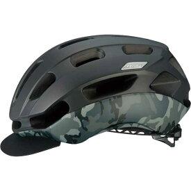 OGKカブト KOOFU(コーフー) BCグロッスベ2 マットブラックカモ ヘルメット