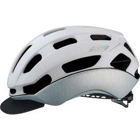 OGKカブト KOOFU(コーフー) BCグロッスベ2 マットホワイトヘアライン ヘルメット