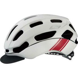 OGKカブト KOOFU(コーフー) BCグロッスベ2 マットホワイトレーサー ヘルメット