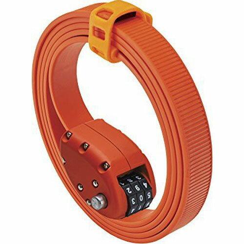 オットーロック Cinch Lock 150cm 1本 ステンレスバンド ケブラーカバー ダイヤルロック