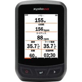 XPLOVA X3 サイクリングコンピューター GPS