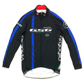 GSG GZ-R LS Jersey ブラック/ブルー