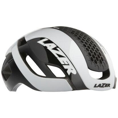 シマノレイザー バレット 2.0 AF アジアンフィット ホワイト レンズ、LEDテールライト、ライフビーム付属 ヘルメット LAZER レーザー