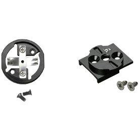 【M便】レックマウント SocketA-SET-GHG3 [GM-Socket-A]+[GM-GHG3]セット Garmin マウント アルミ製 ソケット(ベースプレート)