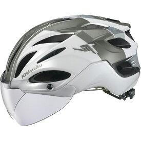OGKカブト ヴィット(VITT) G-1 パールホワイト ヘルメット
